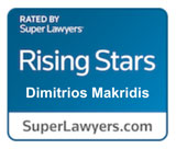 super lawyers dimitrios makridis
